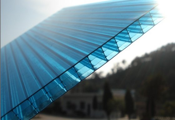 Triple Wall Polycarbonate Sheet