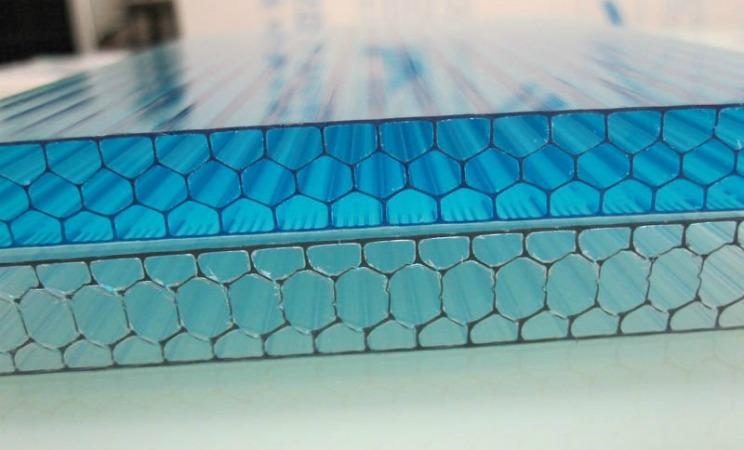 polycarbonate hollow sheet
